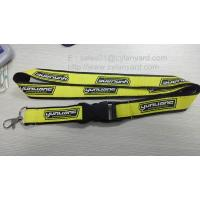 Wholesale Where to find double layered jacquard label overlay lanyard factory? small wholesale lot, from china suppliers