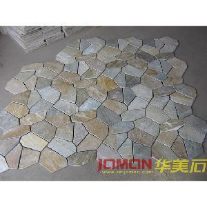 Wholesale Slate, Paving Slate, Meshed Slate (XMJ-SL01) from china suppliers