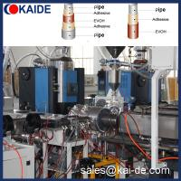 Wholesale 3 or 5 layer PA EVOH Pipe extrusion machine/production line/equipment/plant/extruder/extrusion line/extruder machinery from china suppliers