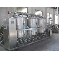 Wholesale automatic CIP washing system, CIP system, beverage machinery Automatic Milk,Juice Cip Cleaning Unit from china suppliers