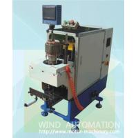 Wholesale Stator coil single side lacing winding binding machine for pump compressor induction motor from china suppliers
