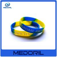 Wholesale Hot selling silicone rubber wristband custom logo rubber silicon wristband from china suppliers