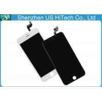 Quality Black / White 4.7 Inch Smartphone LCD Screen Iphone 6s Touch Screen Replacement for sale