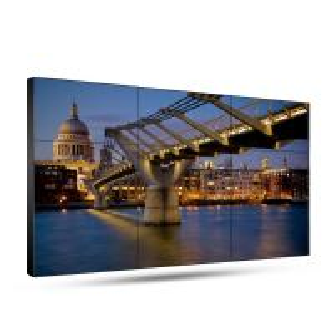 Buy cheap 55 Inch Narrow Edge DID LCD Video Wall Display , Lcd Splicing Screen Wall from wholesalers