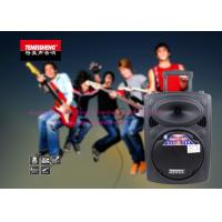 Wholesale Outdoor Portable Battery Powered PA Speaker 10 Inch Remote Control from china suppliers
