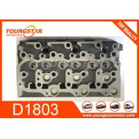 Wholesale 1G84103043 1G841-03043 Car Cylinder Head Casting Iron For Kubota D1803 D1803-M from china suppliers