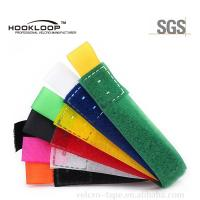 Wholesale 25*200mm Colors  Hook And Loop Cable Ties with Color Labor from china suppliers