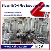 Wholesale PEX/EVOH oxygen barrier Pipe Machine KAIDE factory from china suppliers