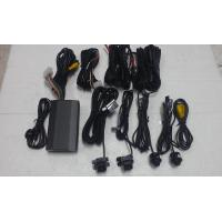 Wholesale Seamless 360 Degree Car Rearview Camera System ,4 Channel DVR Bird View Parking System from china suppliers