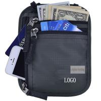 Wholesale Anti Theft Waterproof RFID Concealed Travel Bag With Passport Holder from china suppliers