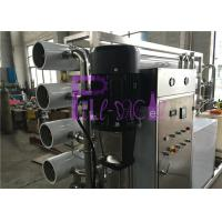 Quality Commercial RO Drinking Water treatment System With Pre Treatment , low noise for sale