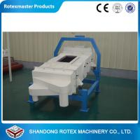 Wholesale Small Capacity Vibrating Wood Chip Screening Equipment With High Vibrating Force from china suppliers
