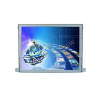 Quality Rack Mount Liquid Crystal LED Backlight 15 Inch LCD Monitor With Touchscreen for sale