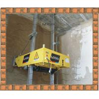 Quality 1350mm Width Automatic Rendering Machine for Mortar Wall House Stucco Electricity Three Phase for sale