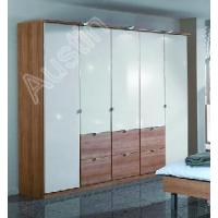Buy cheap Double-Open Door Wardrobe (18mm MDF door) from wholesalers