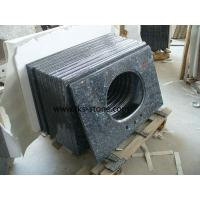 Wholesale Blue pearl,Norway blue granite vanity tops,bathroom countertops,bath tops from china suppliers
