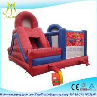 Wholesale Hansel commercial kids bounce house playground for sale from china suppliers