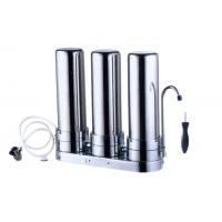 Wholesale Household Pre - Filtration Stainless Steel Water Purifier Countertop OEM Avaliable from china suppliers