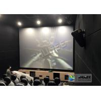 Wholesale Standard Electric 4D Cinema With Motion Seats And Physical Effect from china suppliers