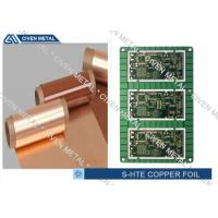 Wholesale Single Shiny VLP Red Copper Electrolytic Copper  Foil  For Vehicle , Sheet Size from china suppliers