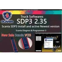 Buy cheap Scania SDP3 2.35 Diagnosis & Programming for VCI 3 VCI3 without Dongle from wholesalers