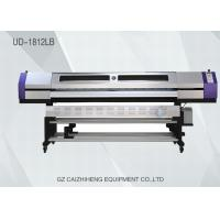 Wholesale Sublimation Eco Solvent Printers High Resolution For Textile 1440dpi Galaxy UD 1812LB from china suppliers