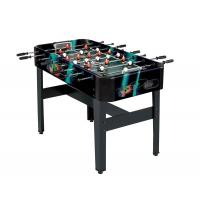 Wholesale Metal Goal 4FT Football Game Table With Color Graphics Design Multicolor Players from china suppliers