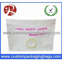 Wholesale Custom Packaging Bags Packing List Envelope from china suppliers
