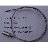 Wholesale Wire Seal / Shipping container wire cable seal from china suppliers