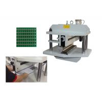 Wholesale 450mm PCB Depanel Machine high speed steel , Motorized PCB Separator from china suppliers