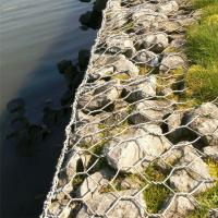 Buy cheap Hot sale! galvanized gabion box with competitive price from wholesalers