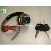 Wholesale Suzuki Motorcycle Parts SWITCH ASSY IGNITION AX100  Lock  6V 11 Line Switch from china suppliers