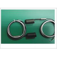 Wholesale 240V 200W Custom Coiled Heating Elements Tightly Wounded 13mmID X 20mmW from china suppliers