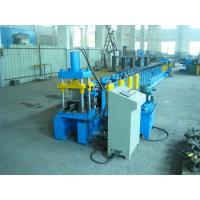 Wholesale Blue 220mm Profile Width Roll Forming Machinery For Door Frame from china suppliers