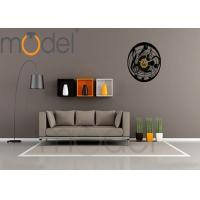 Wholesale Description Music Note Creative Wall Clocks For Home Decoration from china suppliers