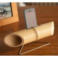 Wholesale bamboo loudspeaker for iphone,speaker for iphone 5/6 from china suppliers