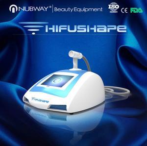 Wholesale 2015 ultrashape hifu body shaping beauty machine/Hifushape slim from china suppliers