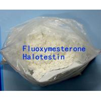 Wholesale Anabolic Testosterone Powder Raw Steroid Powders Fluoxymesterone / Halotestin CAS 76-43-7 from china suppliers