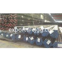 Buy cheap API 5L X60 PSL1 Fluid Seamless Cold Drawn Steel Tube Gas / Oil Line Pipe from wholesalers