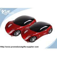 Wholesale Car shape 2.4G Cute Wireless Mouse / cordless mice with 2 AAA batteries from china suppliers