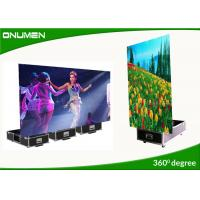 Wholesale Advertising P6 Portable Totem Led Display Screen Fast Install And Dismantle from china suppliers