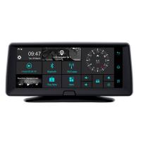 Android System On Dash Car Gps Navigator With Fm Radio Dvr