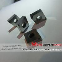 Wholesale SNGA PCBN inserts,PCBN insert,2tips for finish and superfinish turning applications from china suppliers