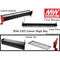 Wholesale 5500 - 44000lm LED Hanging Linear High Bay IP66 With PMMA Lens 285*140*125mm from china suppliers
