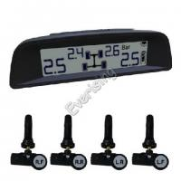 Wholesale Solar Car TPMS Tool Tyre Monitoring Syestem TPMS Valve with 4 Sensors from china suppliers