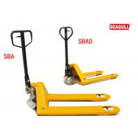 Wholesale 2.5 Ton - 3.5 Ton Hand Pallet Truck Manual Pallet Jack With CE Certificate from china suppliers