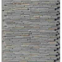 Wholesale Oyster Quartzite Mosaic,Natural Stone Mosaic Pattern,Mosaic Wall Tiles,Interior Stone Mosaic from china suppliers