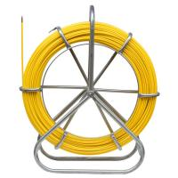 Wholesale Fiberglass Duct Rod Continuous / Continuous Duct Rodder for cable pulling operations from china suppliers