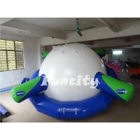 Wholesale 0.9MM Thickness PVC Tarpaulin Inflatable Saturn Rocker for Inflatable Water Park from china suppliers