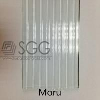 Wholesale Clear Moru-1 Patterned Glass 4mm 5mm 6mm from china suppliers
